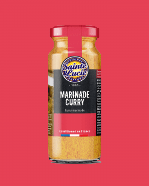 Marinade Curry