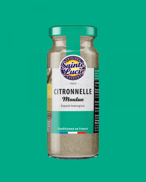 Citronnelle moulue