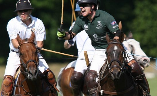 Polo Picnic at Ham Polo Club with the Royal Yeomanry