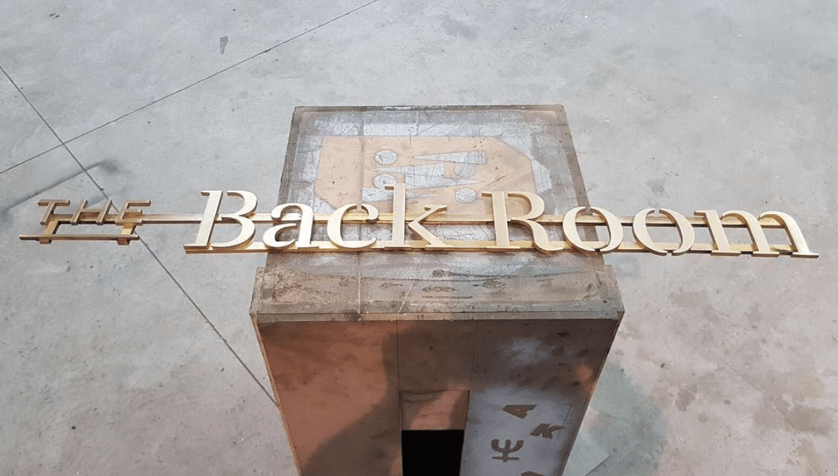 LAUNCH OF THE BACKROOM WINE BAR