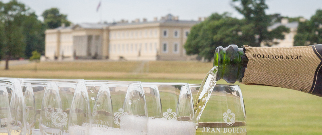 Champagne, Picnic and Polo at Sandhurst
